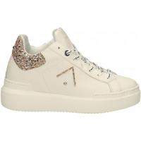 Scarpe Donna Sneakers Ed Parrish SARAH white-platinum