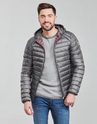 Abbigliamento Uomo Piumini JOTT NICO Antracite / Rosso