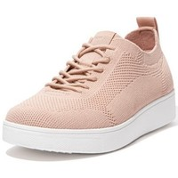 Scarpe Donna Sneakers basse FitFlop RALLY TONAL KNIT SNEAKERS