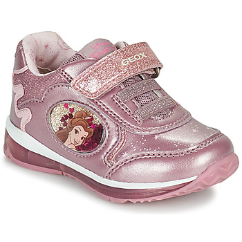 Scarpe Bambina Sneakers basse Geox TODO Rosa