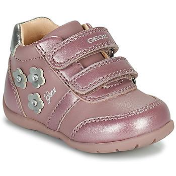 Scarpe Bambina Sneakers basse Geox ELTHAN Rosa