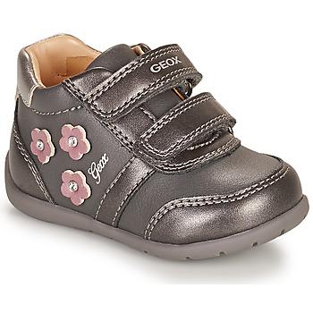 Scarpe Bambina Sneakers basse Geox ELTHAN Grigio