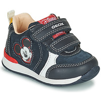 Scarpe Bambino Sneakers basse Geox RISHO Marine