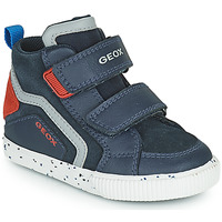 Scarpe Bambino Sneakers alte Geox KILWI Marine