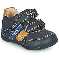 Scarpe Bambino Sneakers basse Geox ELTHAN Marine