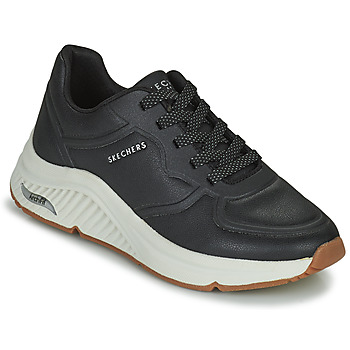 Scarpe Donna Sneakers basse Skechers ARCH FIT S-MILES Nero
