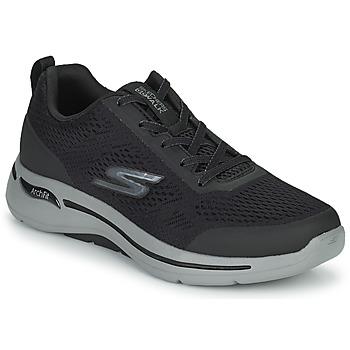 Scarpe Uomo Sneakers basse Skechers GO WALK ARCH FIT Nero