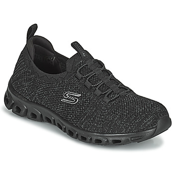 Scarpe Donna Sneakers basse Skechers GLIDE-STEP Nero