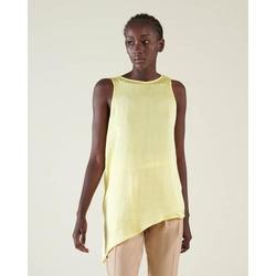 Abbigliamento Donna Top / Blusa Silvian Heach Salisbury Giallo GIALLO