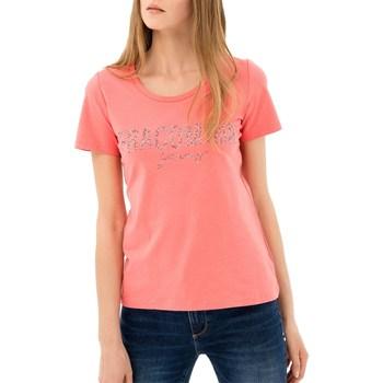 Abbigliamento Donna T-shirt maniche corte Fracomina fp21st3018j40109 nd