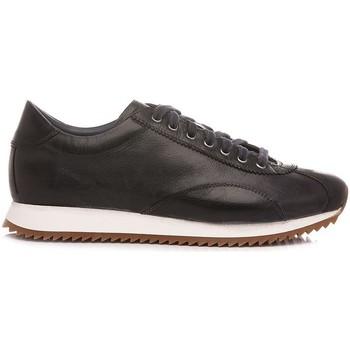 Scarpe Uomo Derby & Richelieu Brecos Sneakers Uomo Pelle Blu 10070E21 17412U blu
