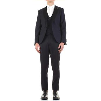 Abbigliamento Uomo Completi Manuel Ritz 3030ARW3149-213050 Blu