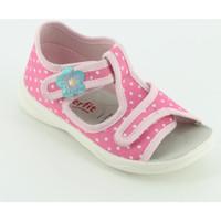 Scarpe Bambina Sandali Superfit 293A sandalo tela Rosa