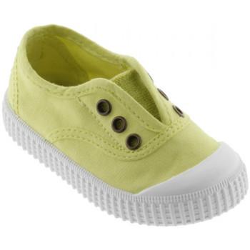 Scarpe Unisex bambino Sneakers basse Victoria 106627 Giallo