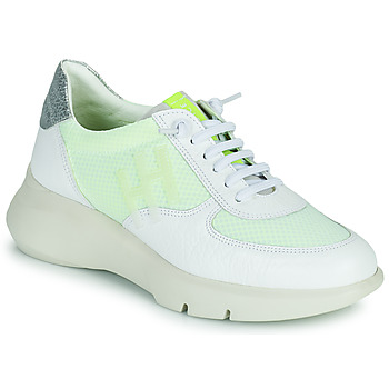 Scarpe Donna Sneakers basse Hispanitas CUZCO Bianco / Giallo