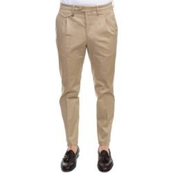 Abbigliamento Uomo Pantaloni 5 tasche Barbati CARLOS/LC/411/43 SAB Pantalone Uomo Uomo Beige Beige