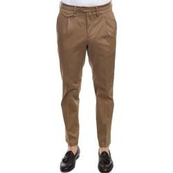 Abbigliamento Uomo Pantaloni 5 tasche Barbati CARLOS/LC/411/73 TAB Pantalone Uomo Uomo Tabacco Tabacco