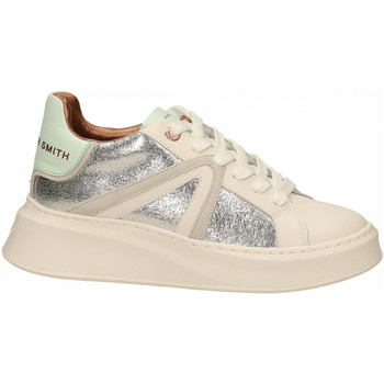 Scarpe Donna Sneakers basse Alexander Smith CARNABY silver