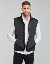 Abbigliamento Uomo Piumini Calvin Klein Jeans PADDED VEST Nero