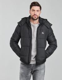 Abbigliamento Uomo Piumini Calvin Klein Jeans ESSENTIALS NON DOWN JACKET Nero