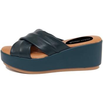 Scarpe Donna Ciabatte Fashion Attitude  Blu