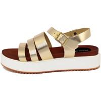 Scarpe Donna Sandali Fashion Attitude  Oro