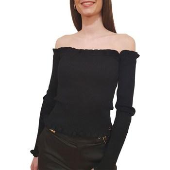 Abbigliamento Donna Top / Blusa Fracomina fr21st7007k43301 Spalle Scoperte Donna nd nd