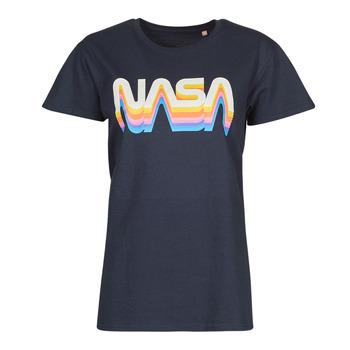 Abbigliamento T-shirt maniche corte Yurban ORAIN Marine