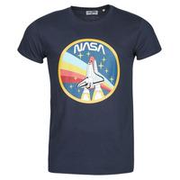 Abbigliamento Uomo T-shirt maniche corte Yurban ONASA Marine
