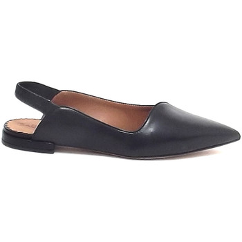 Scarpe Donna Ballerine Isabel Ferranti , scarpe donna, decollet?, pelle colore nero 87
