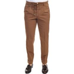 Abbigliamento Uomo Pantaloni 5 tasche Barbati GREGORY 561/53 COGNA Pantalone Uomo Uomo Coccio Coccio