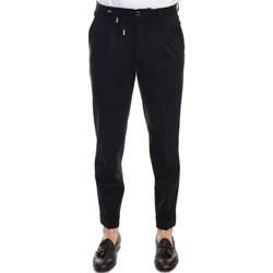 Abbigliamento Uomo Pantaloni 5 tasche Barbati GREGORY 761/99 NER Pantalone Uomo Uomo Nero Nero
