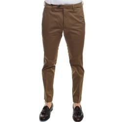Abbigliamento Uomo Pantaloni 5 tasche Michael Coal BRAD/2564C VISONE Pantalone Uomo Uomo Kaki Kaki