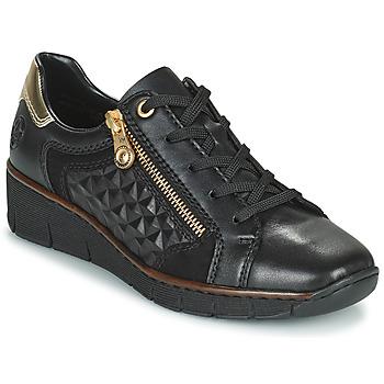Scarpe Donna Sneakers basse Rieker THOMANISA Marine