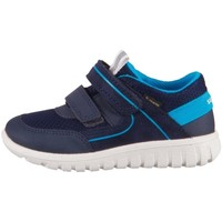 Scarpe Unisex bambino Sneakers basse Superfit Sport 7 Mini Azzuro, Blu marino
