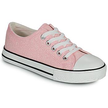 Scarpe Bambina Sneakers basse Citrouille et Compagnie OVANA Rosa