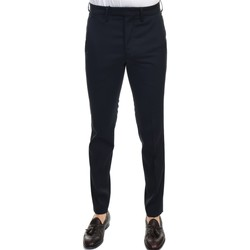 Abbigliamento Uomo Pantaloni 5 tasche Michael Coal BRADAMO/3660C NAVY Pantalone Uomo Uomo Blu Blu
