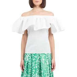 Abbigliamento Donna Top / Blusa Giada Curti Camicia Bianco