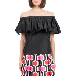 Abbigliamento Donna Top / Blusa Giada Curti Camicia Nero