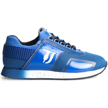 Scarpe Uomo Sneakers basse Trussardi  Blu