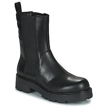 Scarpe Donna Stivaletti Vagabond Shoemakers COSMO 2.1 Nero