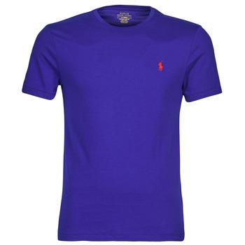 Abbigliamento Uomo T-shirt maniche corte Polo Ralph Lauren SOPELA Blu
