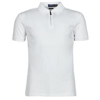 Abbigliamento Uomo Polo maniche corte Polo Ralph Lauren BATTYNA Bianco