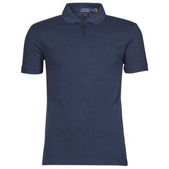 Abbigliamento Uomo Polo maniche corte Polo Ralph Lauren BATTYNA Blu