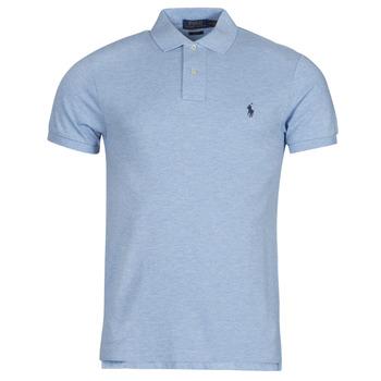 Abbigliamento Uomo Polo maniche corte Polo Ralph Lauren DOLINAR Blu