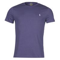 Abbigliamento Uomo T-shirt maniche corte Polo Ralph Lauren OLITA Blu