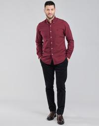 Abbigliamento Uomo Pantaloni 5 tasche Polo Ralph Lauren RETOMBA Nero