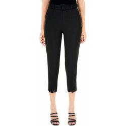 Abbigliamento Donna Pinocchietto Liu Jo Pantalone Donna  WA1116/T7896 22222 Nero