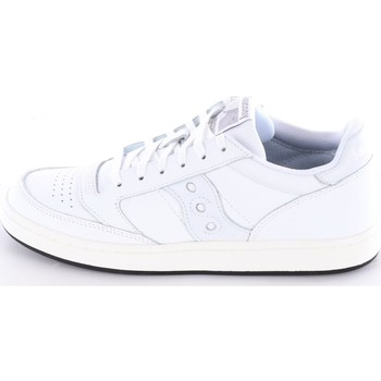 Scarpe Uomo Sneakers basse Saucony 70555-4-JAZZ COURT Basse Uomo Bianco Bianco