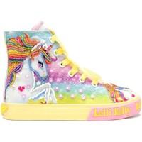 Scarpe Unisex bambino Sneakers alte Lelli Kelly 363 - LK9090 Multicolor